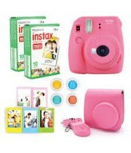 APPAREIL PHOTO FUJIFILM INSTAX MINI 9 Rose corail Tunisie