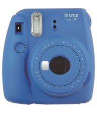 Appareil photo FUJIFILM Instax mini 9 cobalt blue Tunisie