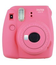 Appareil photo FUJIFILM Instax mini 9 flamingo pink Tunisie