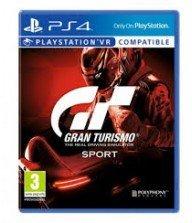 Jeu GRAN TURISMO PS4 / PSVR Course Tunisie