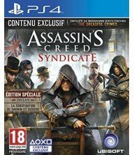 Jeu Ps4 assassIn's creed:syndicate - ed spéciale Tunisie