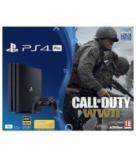 Console HDR-4K PS4-PRO 1TB NOIR CALL OF DUTY Tunisie