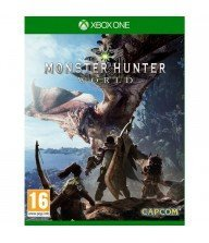 JEU MONSTER HUNTER WORLD XONE VF Tunisie