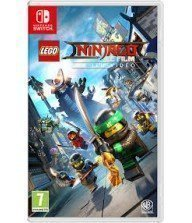 JEU LEGO NINJAGO THE MOVIE SWITCH Tunisie