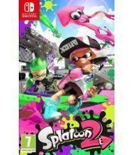 JEU SPLATOON 2 SWICH Party-Game Tunisie