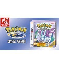 3DS JEU POKEMON CRISTAL Tunisie
