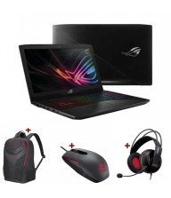 PC portable ASUS STRIX GL703VD i7 7è Gén 8Go 1To+128Go Noir Tunisie