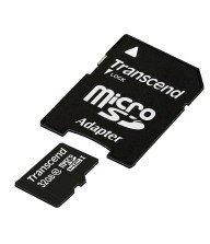 Carte mémoire Micro SD Secure Digital Trascend 32Go Tunisie