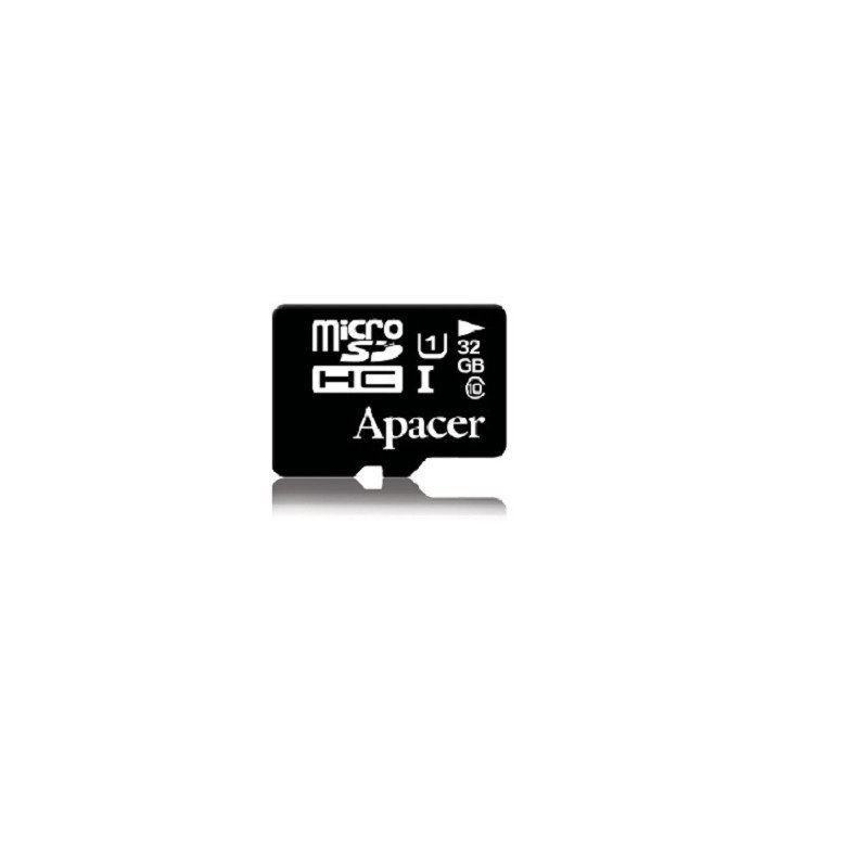 carte m moire micro sd secure digital apacer 32go chez. Black Bedroom Furniture Sets. Home Design Ideas