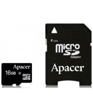Carte mémoire Micro SD Secure Digital Apacer 16Go Tunisie