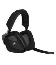 Micro casque Corsair Gaming VOID Pro RGB Dolby 7.1 Wireless - Edition Carbon Tunisie
