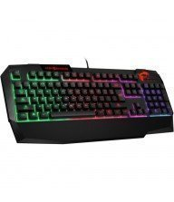 Clavier gaming MSI Vigor GK40 Tunisie