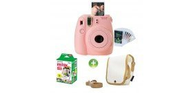 Appareil photo fujifilm Instax mini 8 rose