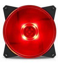 VENTILATEUR COOLERMASTER MF120L RED LED Tunisie