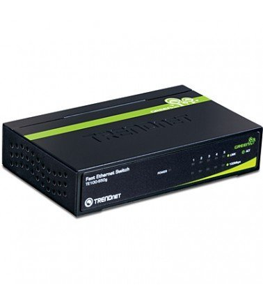 Switch 5 Port Trendnet TE100-S50G 10/100
