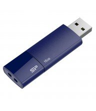 CLÉ USB SILICON POWER 16GO ULTIMA U05 - Bleu Tunisie