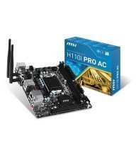 Carte mère MSI H110 PRO AC DDR4 Micro ATX Tunisie