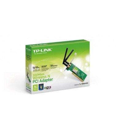 Carte réseau TP-Link TL-WN851ND Wifi 300 M PCI