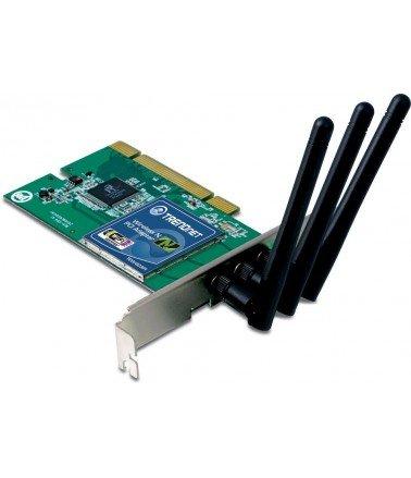 Carte réseau Trendnet TEW-623 Sans Fil PCI 300 Mbps