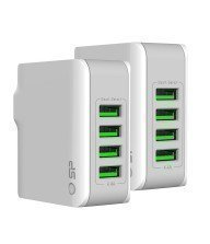 Chargeur Silicon Power 4 ports USB Tunisie