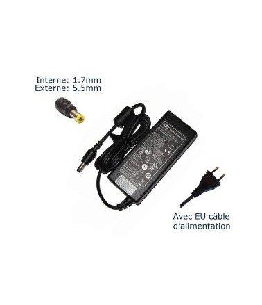 Chargeur pour Pc Portable Acer 19V 3.42A