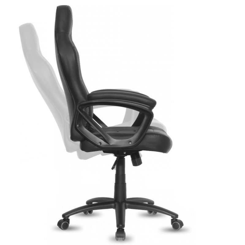 Racing Chair Gaming Spirit Of Gamer Fighter Series Noir