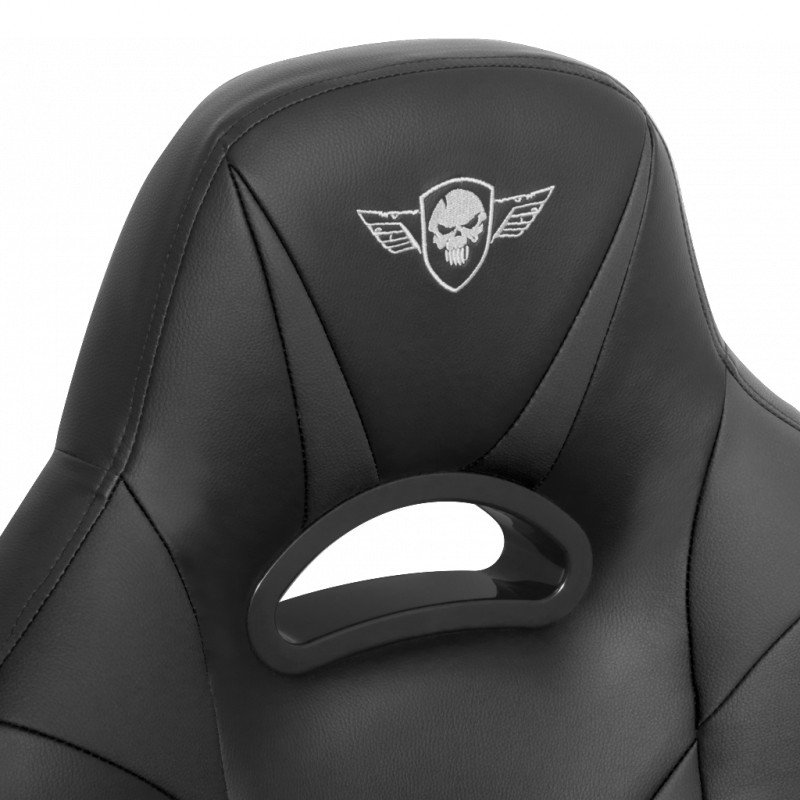 Racing Chair Gaming Spirit Of Gamer Fighter Series Noir