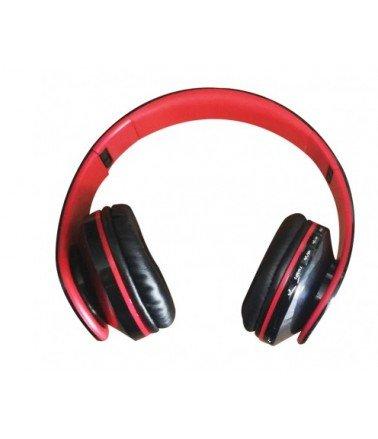 Micro Casque JEWAY Bluetooth Rouge