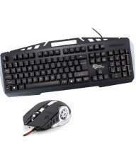 PACK Clavier & Souris WHITE SHARK GMK-1801 Apache Tunisie