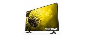 TV Telefunken E2000 55'' Full HD + Récepteur Intégré