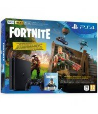 PS4 SONY CONSOLE 500G NOIR PS4 FOTRNITE Tunisie