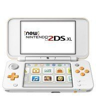 NINTENDO Console New 2DS XL Blanc + Orange Tunisie