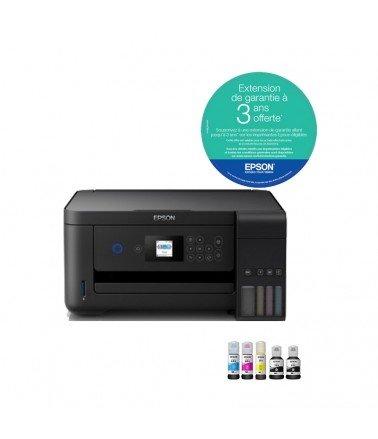 Imprimante Epson ECO TANK L4160 (3 en 1)