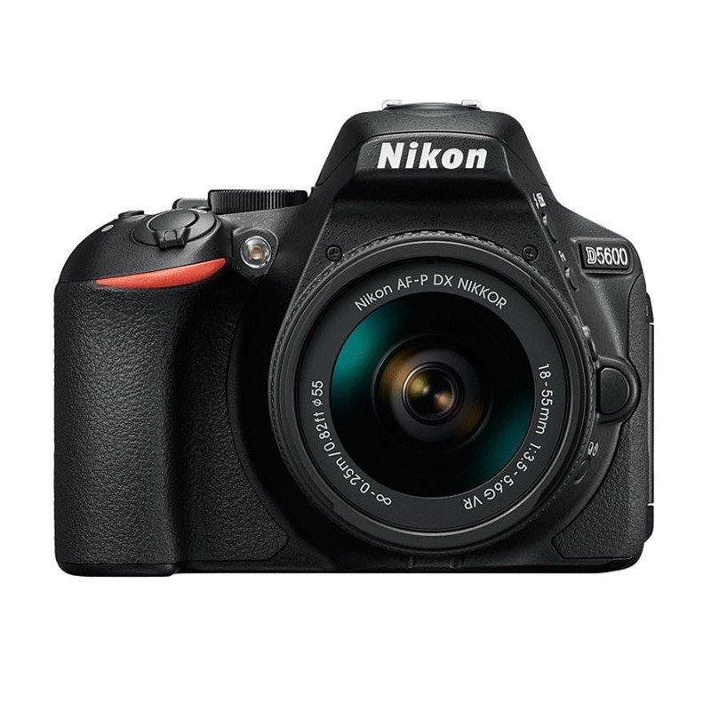 appareil photo nikon d5600 objectif 18 55mm chez wiki tunisie