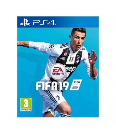 FIFA 19 - Jeu pour PS4