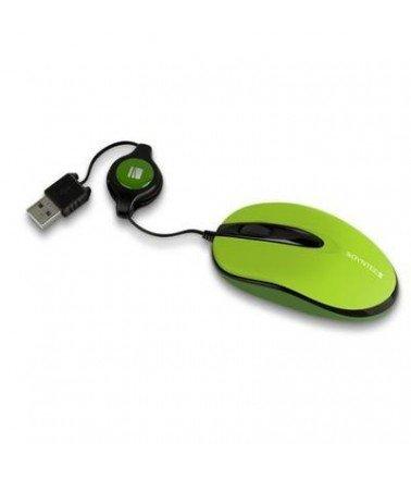Mini souris optique Soyntec R270 Vert