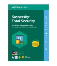 Kaspersky Internet Security 2019 10 postes 1 an Tunisie