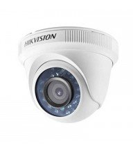 Caméra Dôme Métallique Hikvision Objectif 3.6mm Tunisie