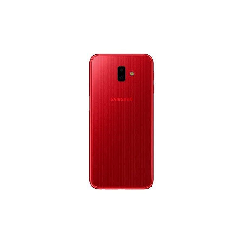 Samsung Galaxy J6 Plus Rouge Chez Wiki Tunisie
