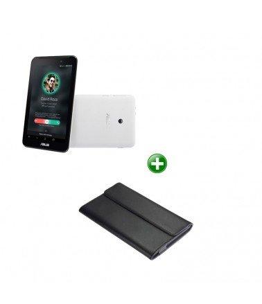 Tablette Asus FonePad 7 Blanc + Etui + SIM