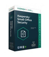 Kaspersky Small Office Security 5postes+1serveur Tunisie