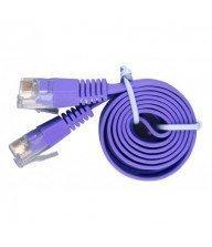 Cable Réseau PLAT 3M UTP CAT6 (100% CUIVRE) Tunisie