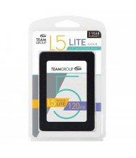 """Disque dur SSD TEAM GROUP STD 2.5"""" SATA3 L5 LITE 3D 7mm 120GB Tunisie"""