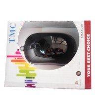 Mini souris USB TMC M9071X Noir Tunisie