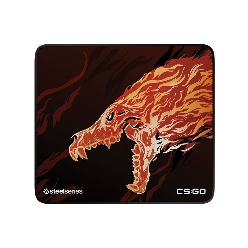 tapis gamer steelseries qck limited cs go howl edition chez wiki tunisie. Black Bedroom Furniture Sets. Home Design Ideas
