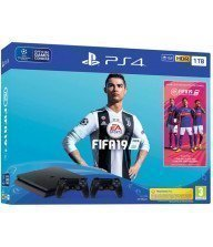 PS4 SONY +FIFA19 VOUCHER PS4 SLIM 1TO Tunisie