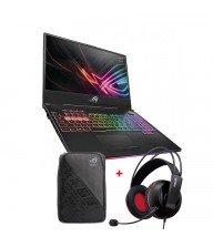 """PC PORTABLE GAMER ASUS I7-8750 16G 1TB+128SSD GTX 1060 6G 15"""" FHD Tunisie"""