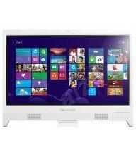 Pc de Bureau Lenovo All in One C260 Blanc Non Tactile J2900 4Go 500Go 19,5 Tunisie