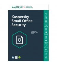 Kaspersky Small Office Security 20PC et 2 Serveurs Tunisie
