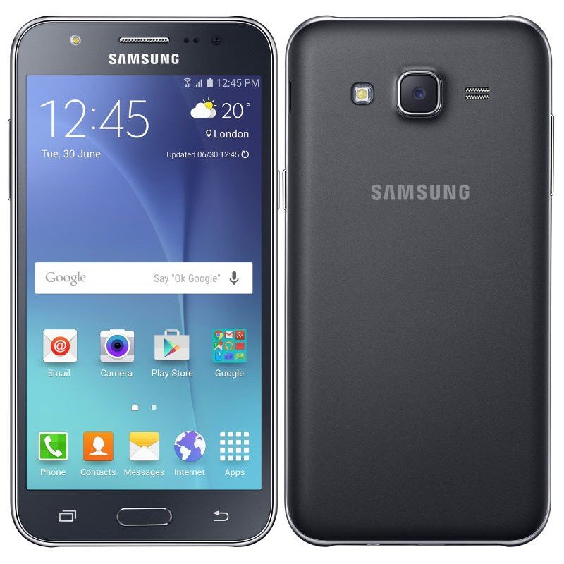 Samsung galaxy j7 noir smartphone tunisie chez wiki for Photo ecran samsung j7